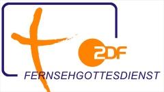 Das Logo vom ZDF Fernsehgottesdienst.