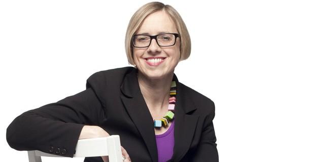 chrismon-Chefredakteurin Ursula Ott