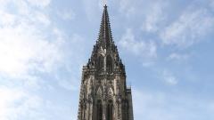 Turm des Hamburger Mahnmals St. Nikolai