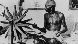 Gandhi, Mohandas Karamchand (Mahatma)