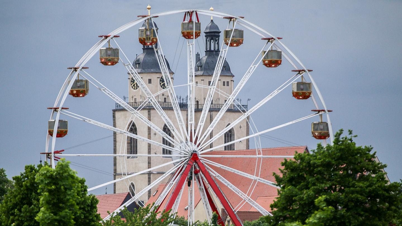 Spontanurlaub? Die Weltausstellung in Wittenberg ruft!