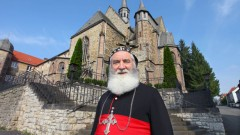 Der syrisch-orthodoxe Erzbischof Hanna Julius Aydin