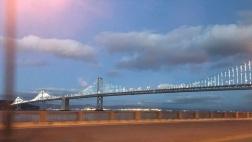 Eine Brücke in San Francisco