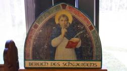 Schweigeseminar im Gethsemane Kloster