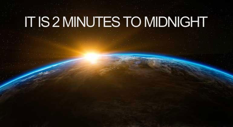 Erde - Zwei Minuten vor Zwölf