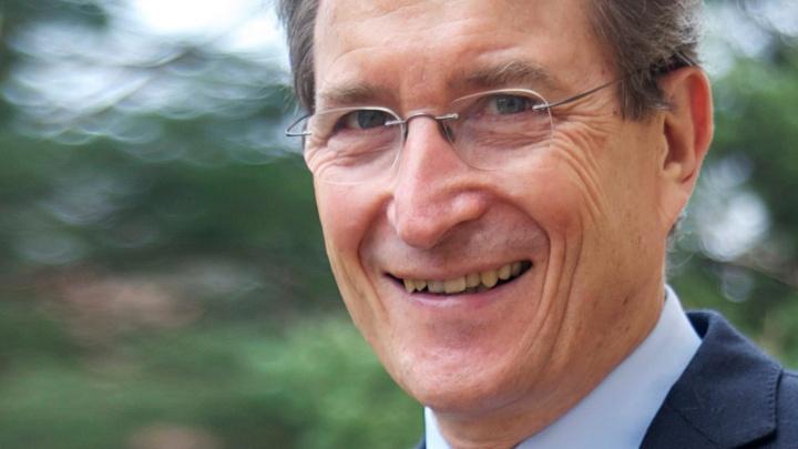 Der evangelische Theologe Wolfgang Huber