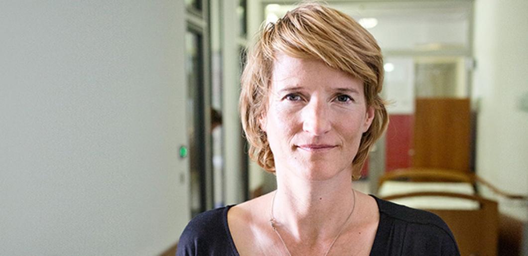 Dr. Liselotte Mahler ist Oberärztin von Station 37