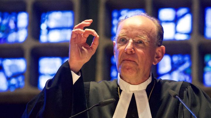 Der hannoversche Landesbischof Ralf Meister