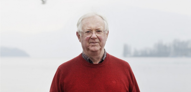 Theologe Fulbert Steffensky