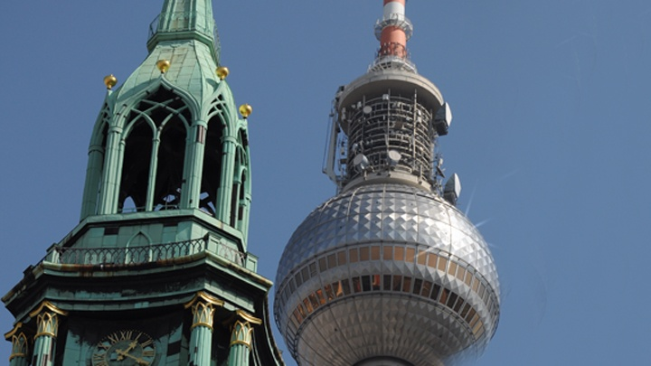 Marienkirche, Berlin