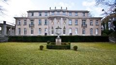Das einstige Gästehaus der SS am Berliner Wannsee.
