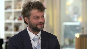 """Justus Münster bei """"So gesehen - Talk am Sonntag"""""""