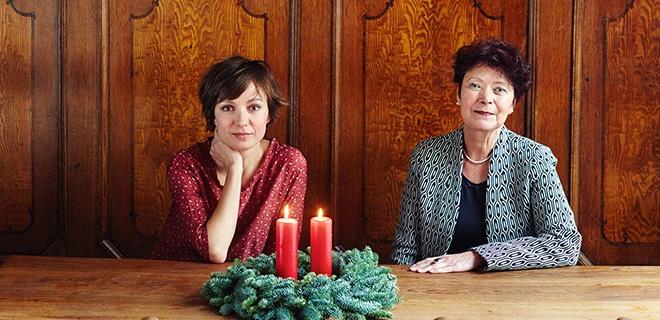 Barbara Kittelberger und Julia Koschitz im Interview