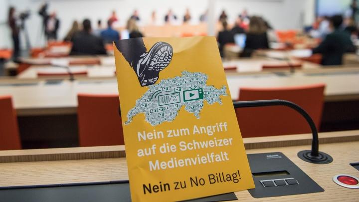 Schweizer Medienvielfalt