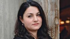 Die Autorin Lamya Kaddor