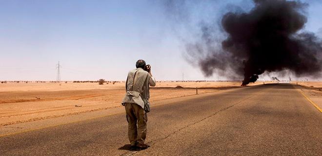 Kämpfe in Libyen