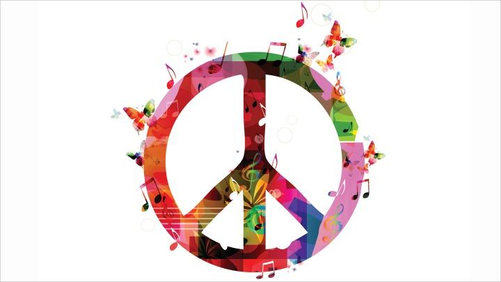 """Revival des Friedensliedes """"Verleih uns Frieden gnädiglich""""von Martin Luther zum Reformationsjubiläum angestimmt."""