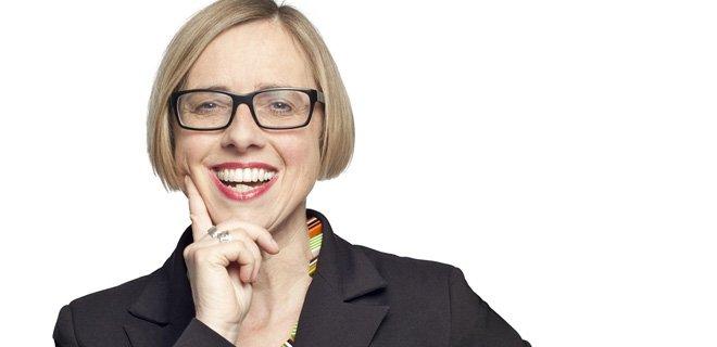 Ursula Ott, Chefredakteurin von chrismon