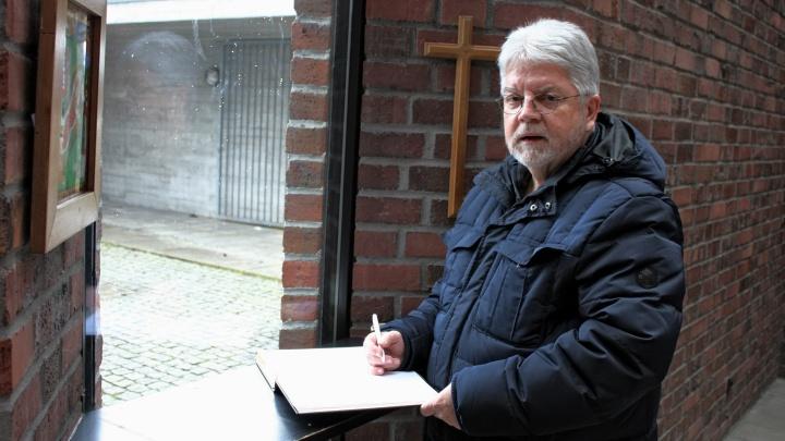 Pfarrer Ulf Machert