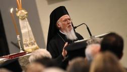 Ehrenoberhaupt der orthodoxen Weltkirche, Patriarch Bartholomaeus I.
