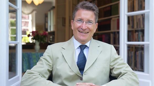 Altbischof Wolfgang Huber wird 70 Jahre alt