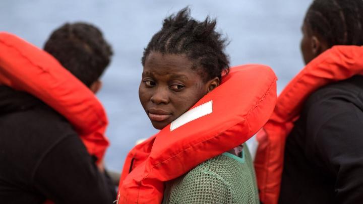Rettungseinsatz auf dem Mittelmeer