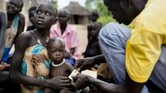 Die Vereinten Nationen haben dort Anfang Februar eine Hungersnot ausgerufen – die höchste Alarmstufe für die Knappheit von Lebensmitteln. Bei der Hungersnot in Somalia 2011 starben in 18 Monaten rund 260.000 Menschen