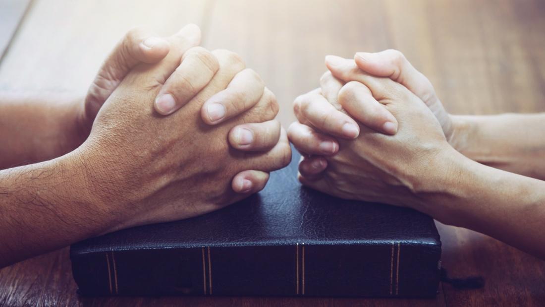 Gebet zu Zweit