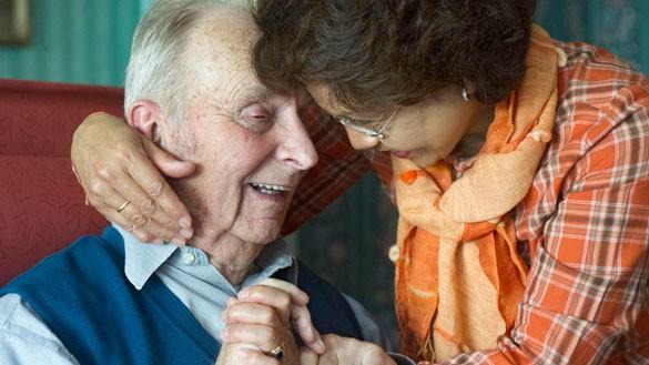 Demenzkranke und Selbstbestimmung