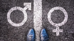 """Intersexuelle kämpfen bereits seit längerem für das Recht, auf der Geburtsurkunde ein anderes Geschlecht als """"weiblich"""" oder """"männlich"""" eintragen lassen zu können."""