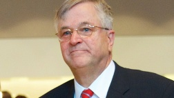 Bundestagsvizepraesident Peter Hintze gestorben