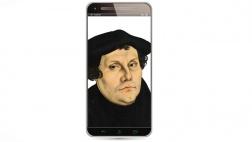 Cortana informiert ihre deutschen Anwender auch zum Reformationsjubiläum und zur Person Martin Luther.