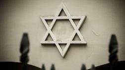 Der Davidstern - das Symbol des Judentums.