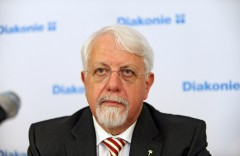 Johannes Stockmeier zum Praesidenten des Diakonischen Werkes der EKD gewaehlt