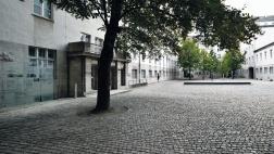 Ehrenhof der Gedenkstätte Deutscher Widerstand in Berlin.