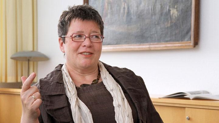 Ilse Junkermann, Landesbischöfin der Evangelischen Kirche in Mitteldeutschland.