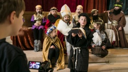 Braunschweiger Kita-Kinder drehen Film über Martin Luther