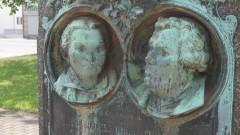 Luther-Denkmal in Neukieritzsch