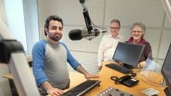 Radio-Magazin fuer Fluechtlinge gewinnt medienethischen Preis