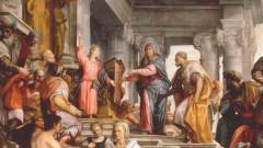 G.A.Funiani, 12jähriger Jesus im Tempel