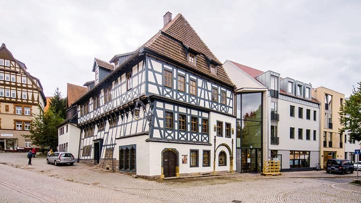 Das Eisenacher Lutherhaus wurde 2015 nach zweijähriger Sanierung und Erweiterung wiedereröffnet und ist gut vorgereitet auf den Besucheransturm zum 500. Reformationsjubiläum 2017.
