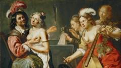 Johannes Baeck, Der Verlorene Sohn /1637