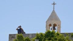 Papst feiert in Bethlehem Messe