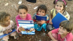 Barada Hilfe für Syrien