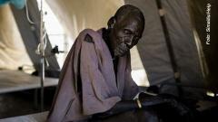 Die humanitäre Lage im Südsudan verschärft sich dramatisch. Nun treten bereits erste Todesfälle durch Cholera auf.