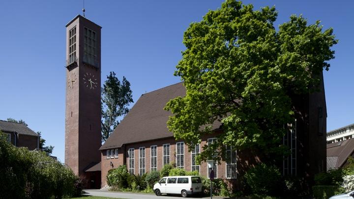 ZDF-Gottesdienst aus der Erlöserkirche, Hamburg-Borgfelde