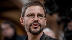 Der Menschenrechtsaktivist Peter Steudtner