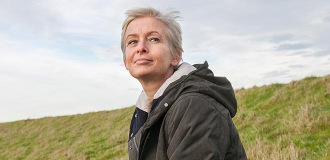 Autorin Dörte Hansen