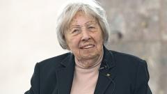 KZ-Zeitzeugin Trude Simonsohn wird Frankfurter Ehrenbuergerin