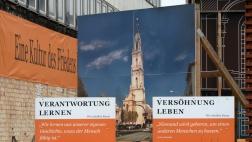 Der Standort der ehemaligen Garnisonkirche in Potsdam.